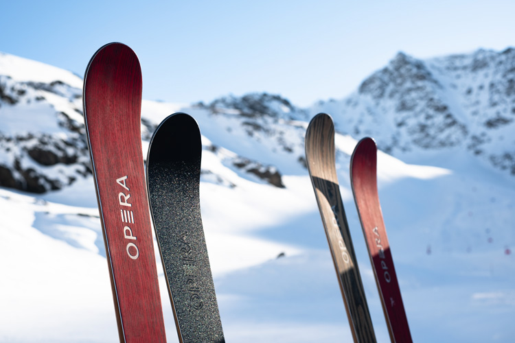 operaskis finely crafted wooden ski resort collection