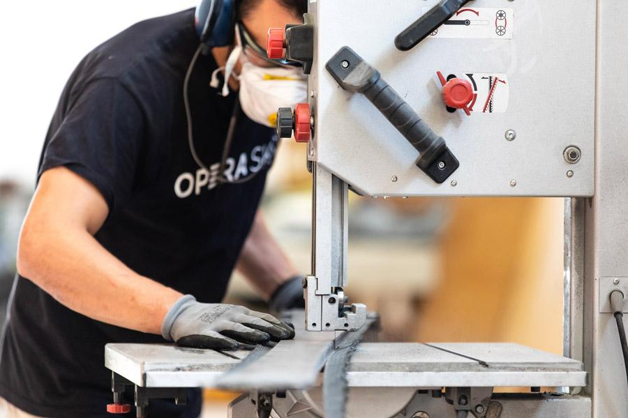 cut of the artisanal skis operaskis
