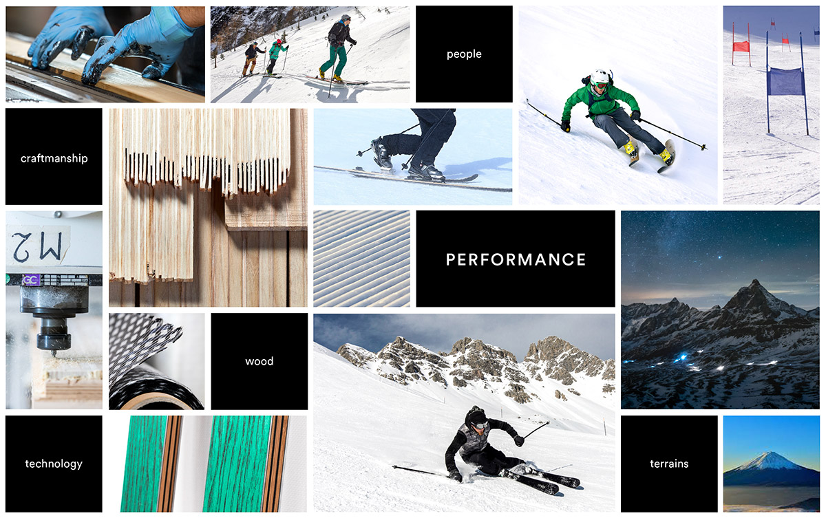 operaskis are high performance skis, made with high quality materials and technology, for different people and terrains