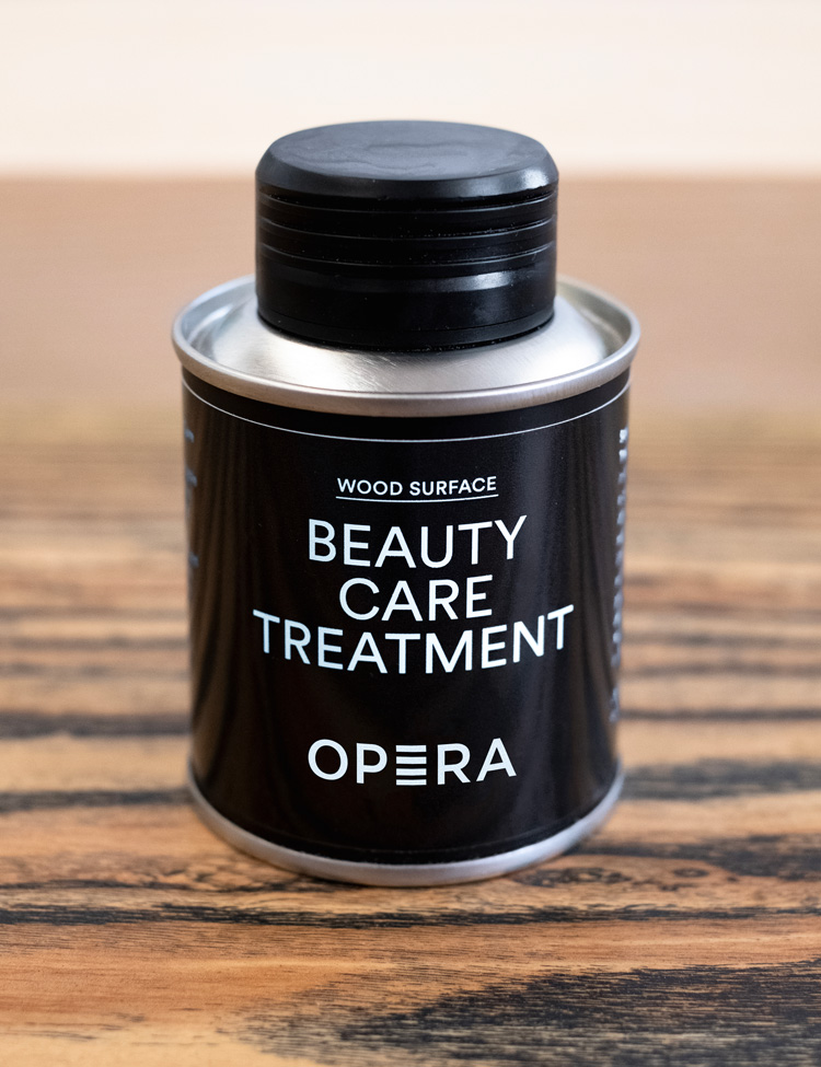 operaskis beauty care wood treatment