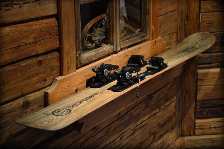 monosci in legno naturale | Operaskis