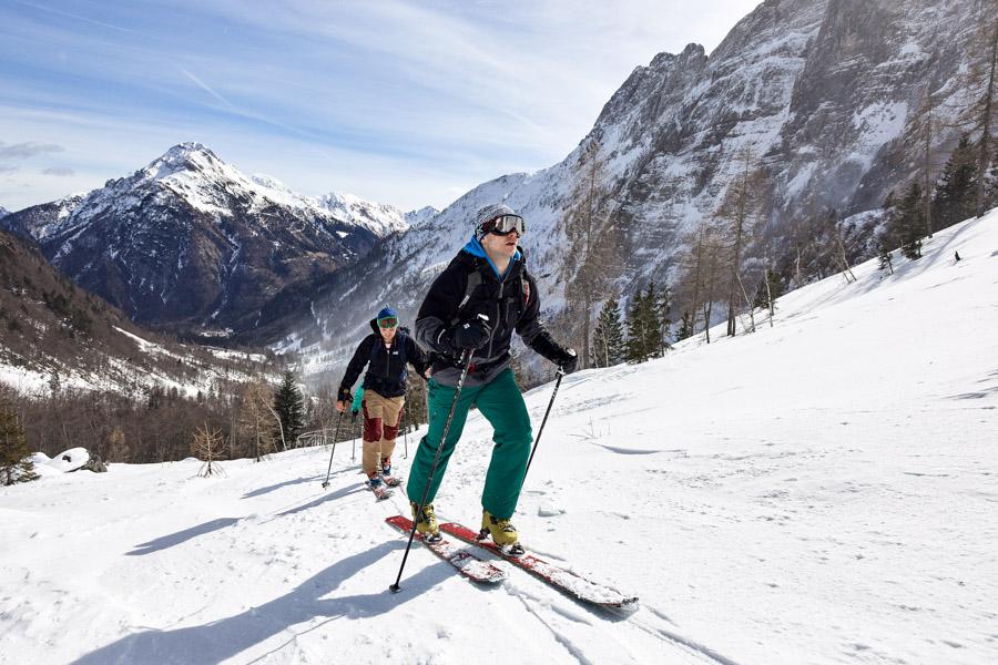 Sci touring da scialpinismo OperaSkis