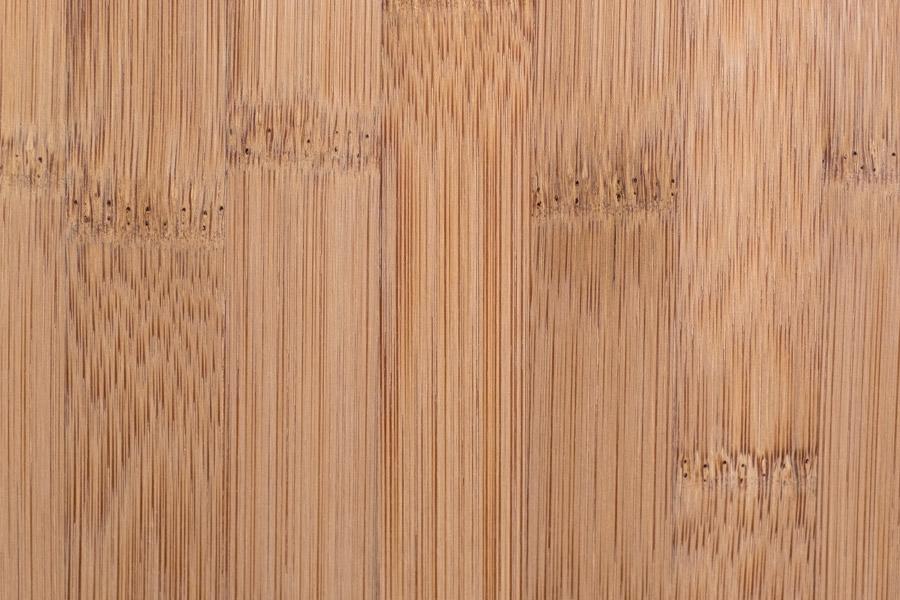 Bamboo ski plates
