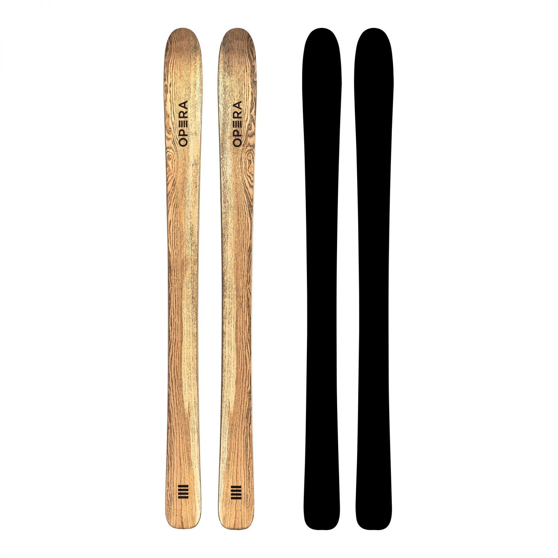 Sci freeride race in legno naturale | Art 106 | OPERA Skis